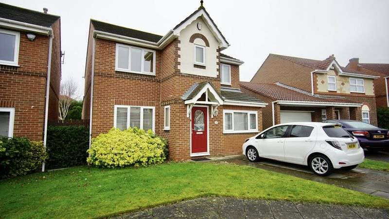 4 Bedrooms Detached House for sale in RUSKIN DRIVE, Victoria Glade