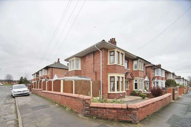 3 Bedrooms Semi Detached House for sale in Tennyson Avenue, Lytham St. Annes