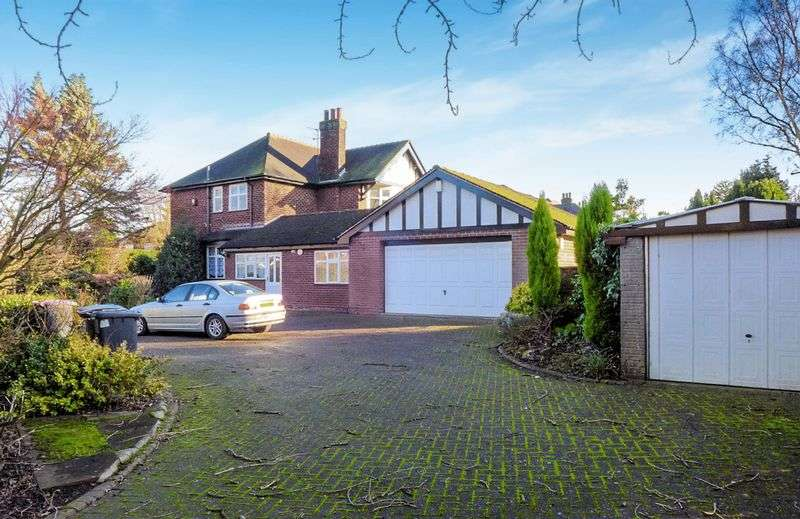 6 Bedrooms Detached House for sale in 'Birchdene', Longley Drive, Worsley