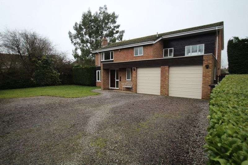 5 Bedrooms Detached House for sale in Broome Manor, Swindon
