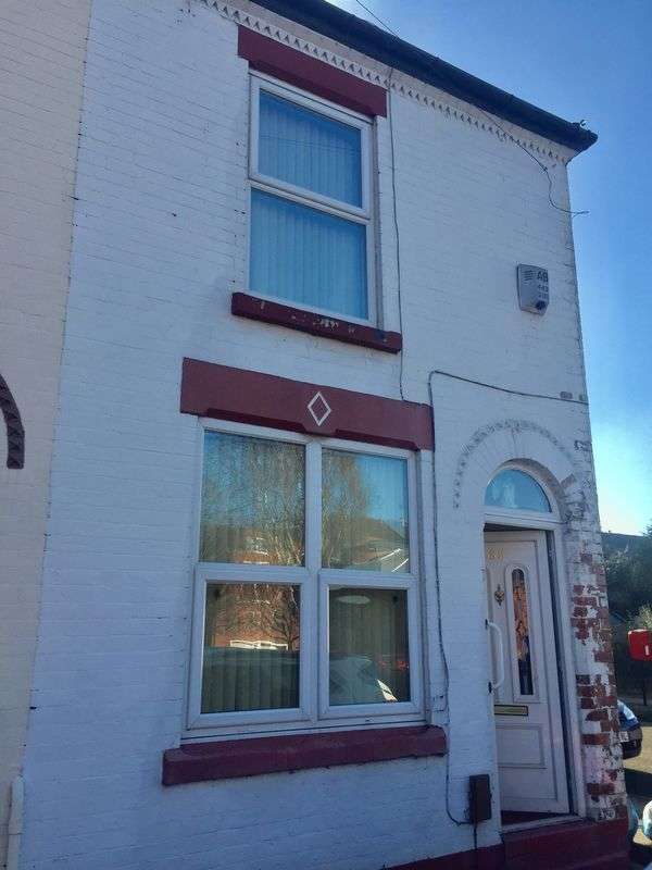2 Bedrooms Terraced House for sale in Adcroft Street, Stockport