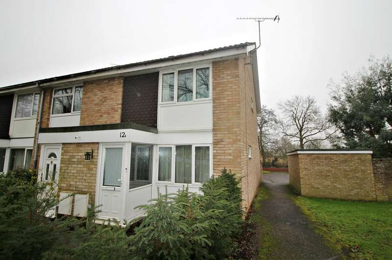 2 Bedrooms End Of Terrace House for sale in St Michaels Road, Hitchin, SG4