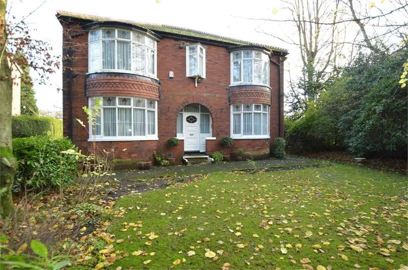 5 Bedrooms Detached House for sale in New Hall Road, Salford, M7