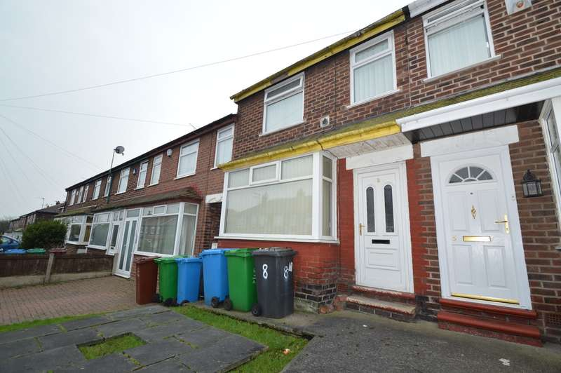 2 Bedrooms Terraced House for sale in Stanhorne Avenue, Manchester, M8