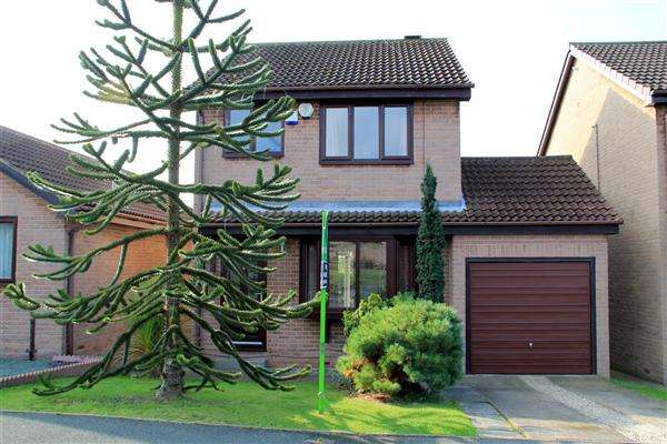 3 Bedrooms Detached House for sale in Meadow Close, Kiveton Park, Sheffield