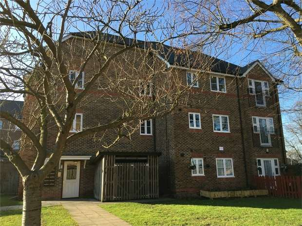 2 Bedrooms Flat for sale in Westcote Road, Epsom