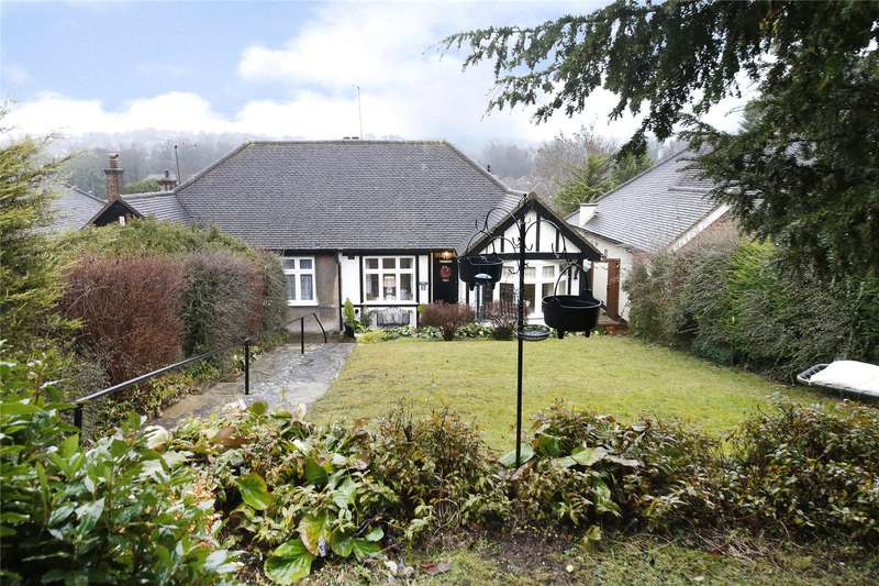 2 Bedrooms Semi Detached House for sale in Montpelier Road, Purley