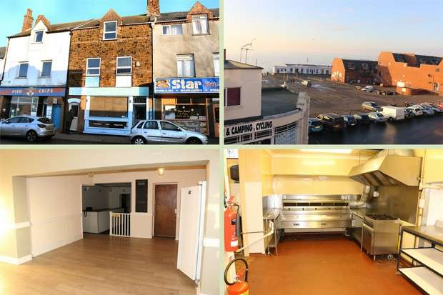3 Bedrooms Commercial Property for sale in 6 Le Strange Terrace, Hunstanton