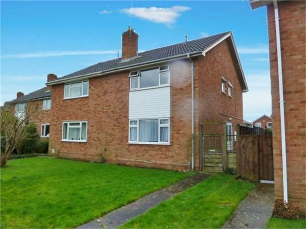 3 Bedrooms Semi Detached House for sale in Stanwick Drive, Cheltenham, Gloucestershire