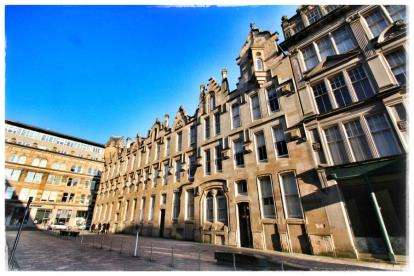 3 Bedrooms Flat for sale in Brunswick Street, Merchant City, Glasgow