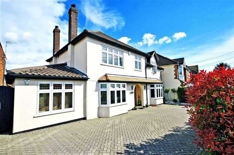 5 Bedrooms Property for sale in Epping Green