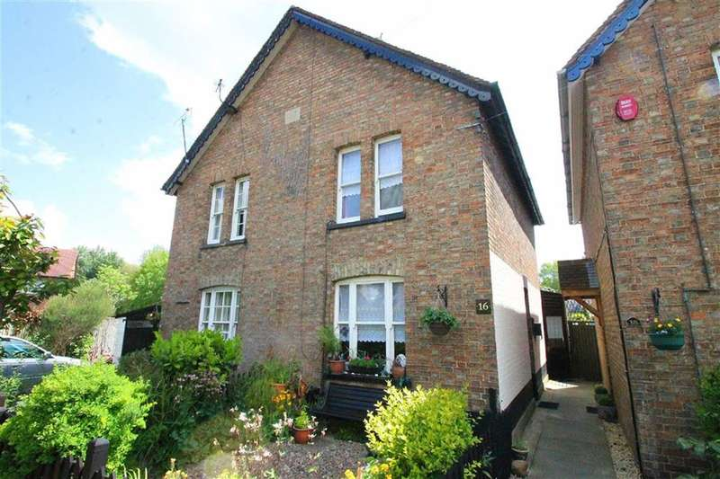 2 Bedrooms Property for sale in Chapel Close, Bedford