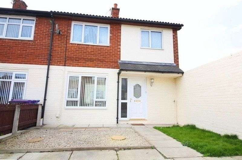 3 Bedrooms Semi Detached House for sale in Rhyl Street, Dingle, Liverpool, L8
