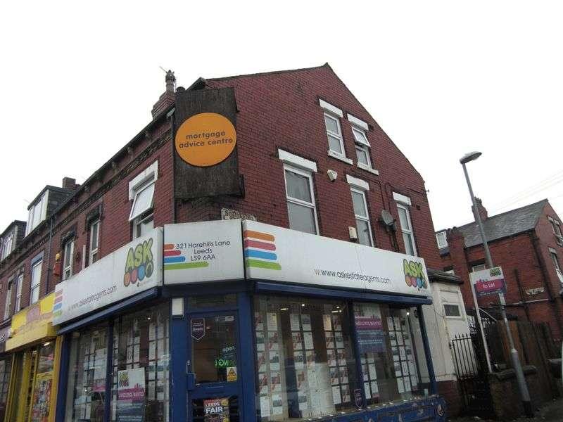 2 Bedrooms Flat for rent in Harehills Lane, Leeds