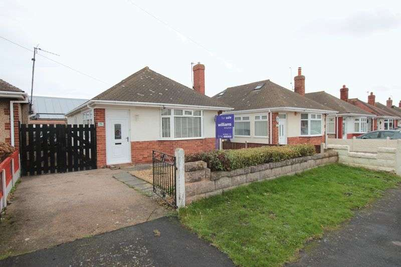 2 Bedrooms Detached Bungalow for sale in Stephen Road, Prestatyn