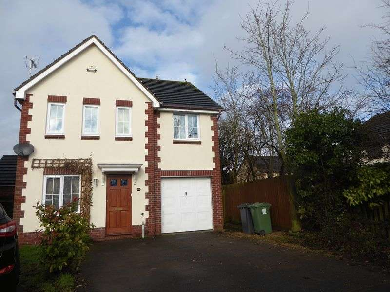 4 Bedrooms Detached House for sale in MERLIN DRIVE, QUEDGELEY, GLOUCESTER GL2 4NL
