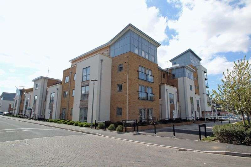 1 Bedroom Flat for sale in Mizzen Court, Portishead