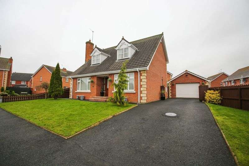 4 Bedrooms Detached House for sale in 2 Timakeel Lodge, Portadown