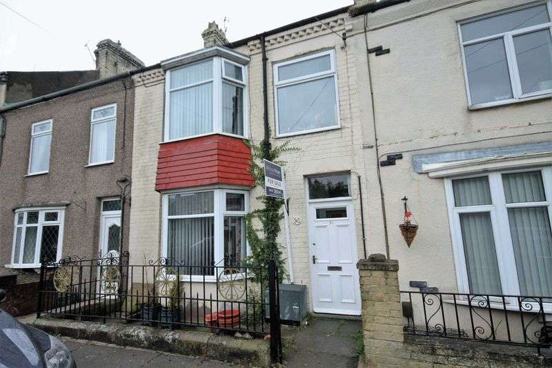 3 Bedrooms Terraced House for sale in Boosbeck Road, Skelton