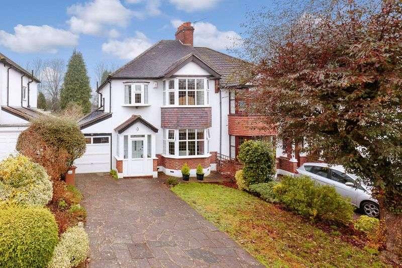 3 Bedrooms Semi Detached House for sale in Wilmot Way, Banstead