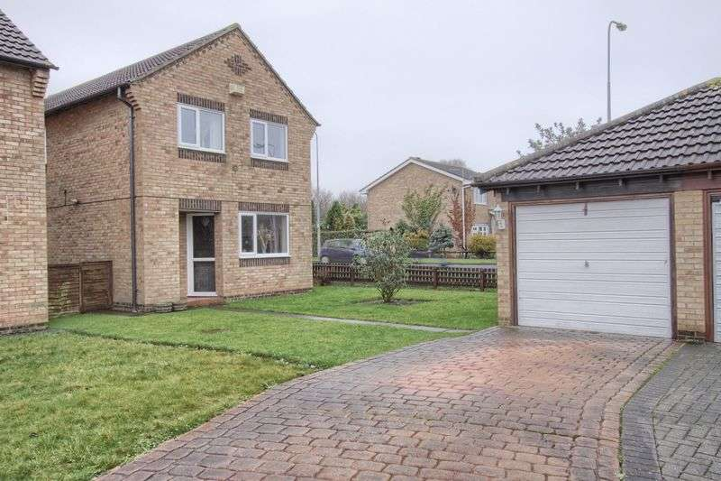 4 Bedrooms Detached House for sale in Eider Close, Ingleby Barwick