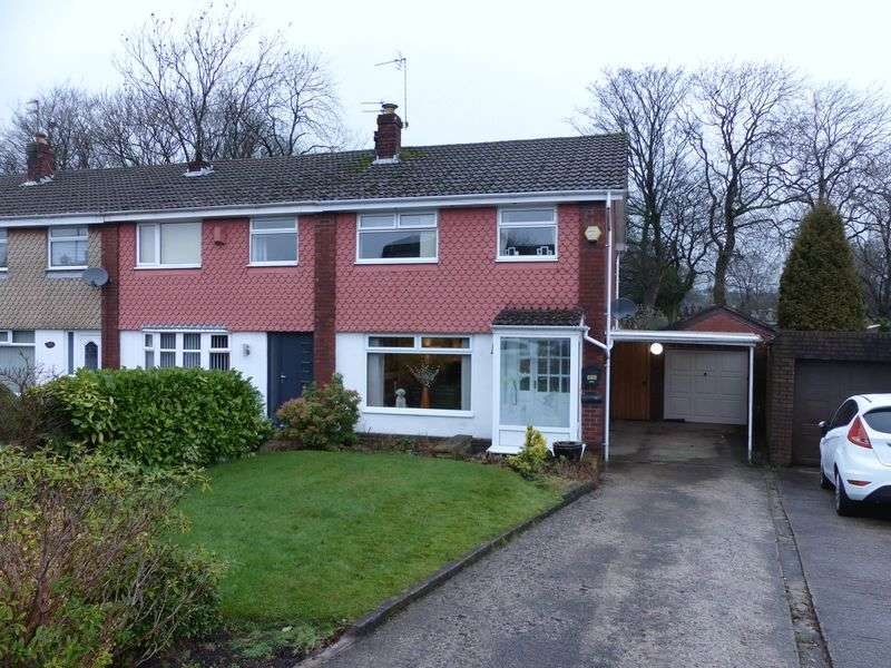 3 Bedrooms House for sale in Harewood Drive, Thorpe Farm Estate, Royton