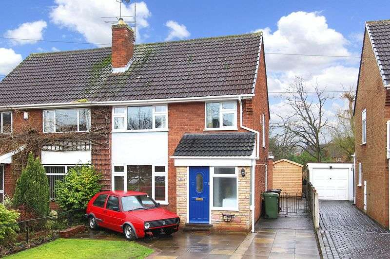 3 Bedrooms Semi Detached House for sale in CASTLECROFT, Windsor Gardens