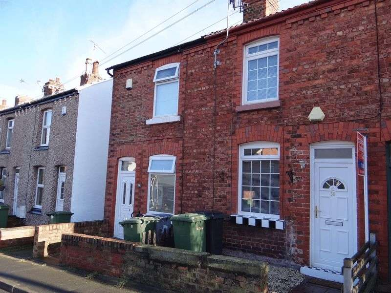 2 Bedrooms Terraced House for rent in Birkett Road, Wirral
