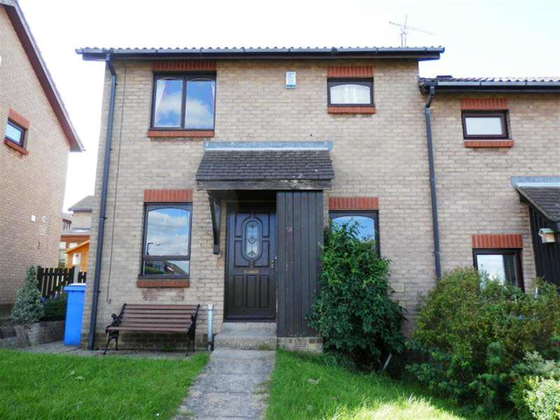 1 Bedroom Terraced House for sale in Helliwell Lane, Deepcar, Sheffield, S36 2QH