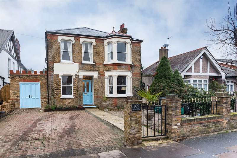 4 Bedrooms Detached House for sale in Whitton Road, Hounslow, TW3