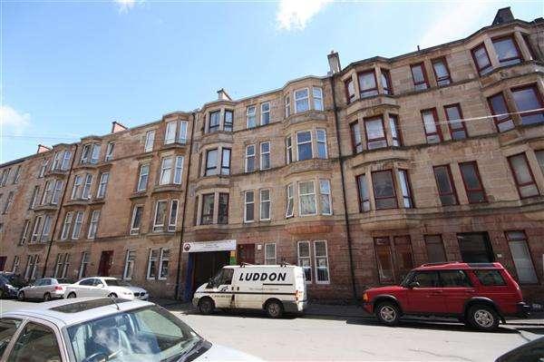 1 Bedroom Flat for rent in Westmoreland Street, Glasgow