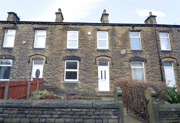 3 Bedrooms Terraced House for sale in Moor End Road, Lockwood, HUDDERSFIELD, West Yorkshire