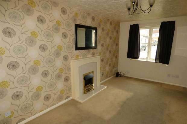 2 Bedrooms Semi Detached House for sale in Sunart Way, Hawthorn Common, Nuneaton, Warwickshire