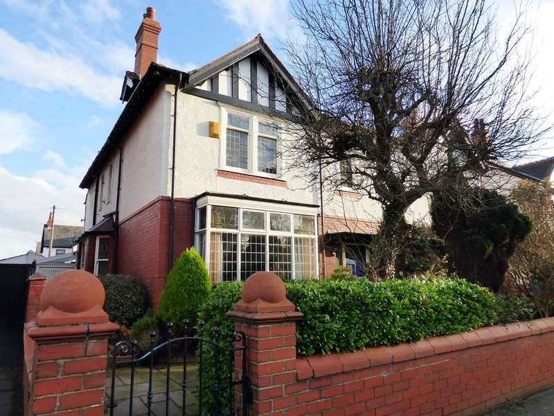 3 Bedrooms Semi Detached House for sale in Worsley Road, Ansdell, Lytham St Annes