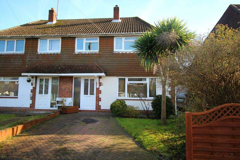 3 Bedrooms Semi Detached House for sale in Milbeck Close, Waterlooville