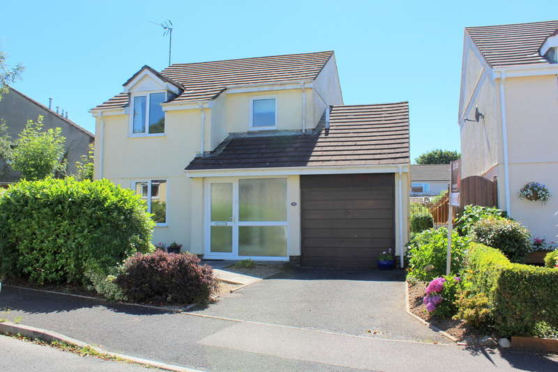 3 Bedrooms Detached House for sale in South Brent , Devon