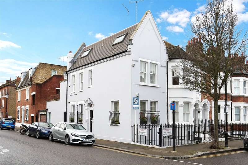 4 Bedrooms End Of Terrace House for sale in Upcerne Road, Chelsea, London, SW10