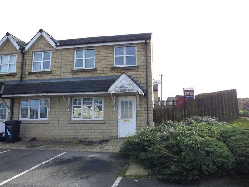 3 Bedrooms Property for sale in Trooper Lane, Southowram, Halifax, West Yorkshire, HX3