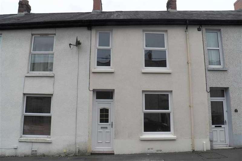 3 Bedrooms Property for sale in St Davids Street, Carmarthen