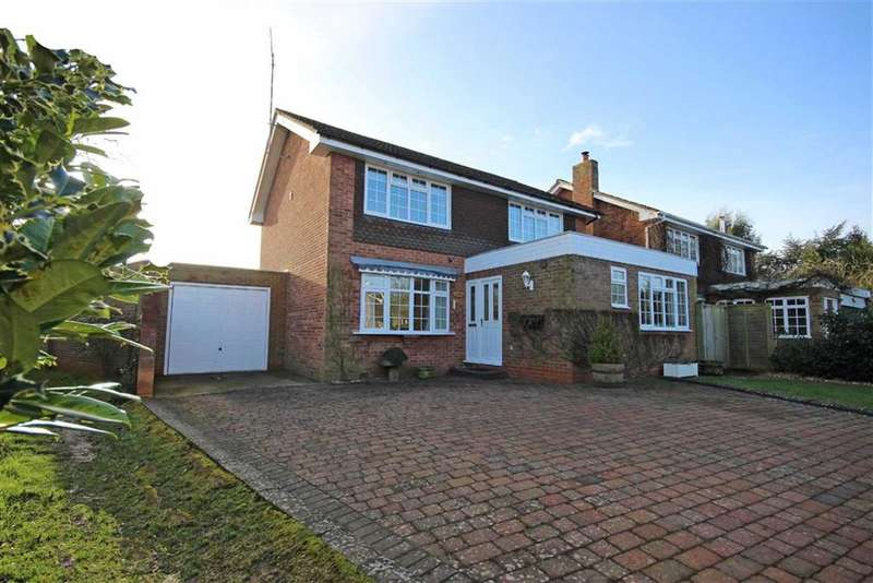 4 Bedrooms Property for sale in Oakdene Close, Claverdon, Warwick, CV35