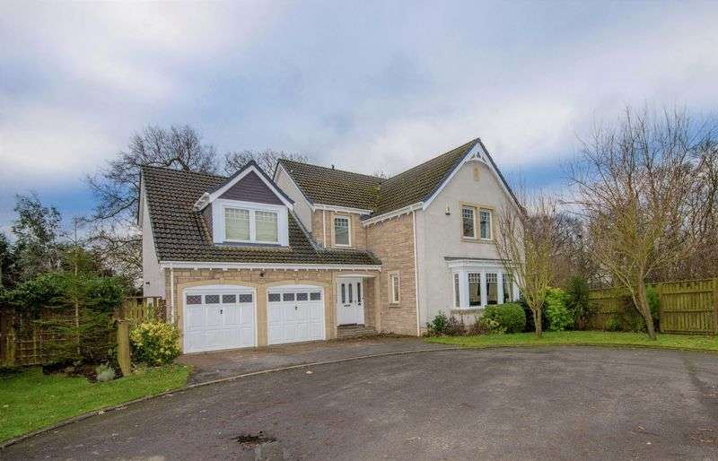 5 Bedrooms Detached House for sale in Adia Road, Torryburn