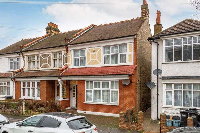 3 Bedrooms Terraced House for sale in Langdale Road, THORNTON HEATH