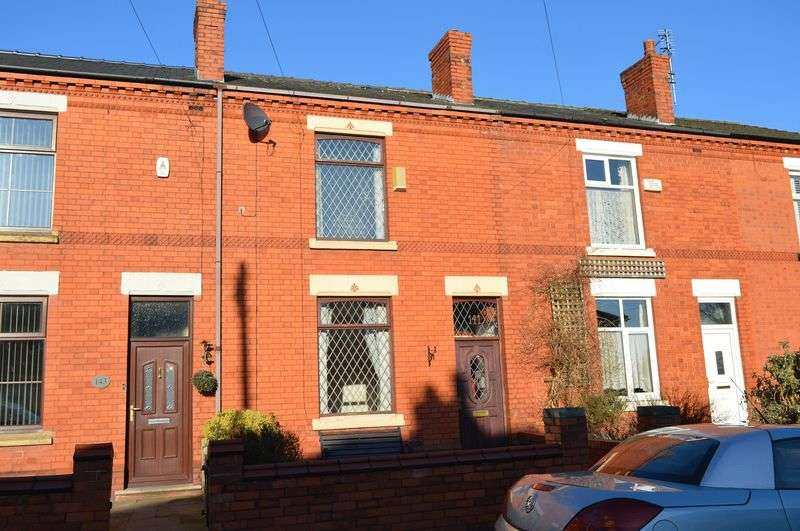 3 Bedrooms Terraced House for sale in Harvey Lane, Golborne, WA3 3QW