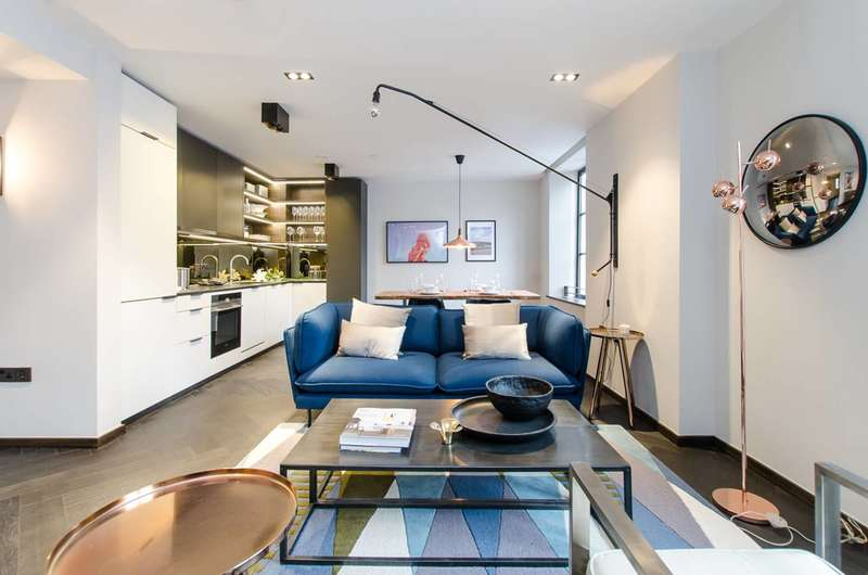 1 Bedroom Flat for sale in Poland Street, Soho, W1F