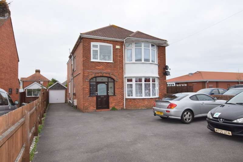 4 Bedrooms Detached House for sale in Dorchester Road, Weymouth