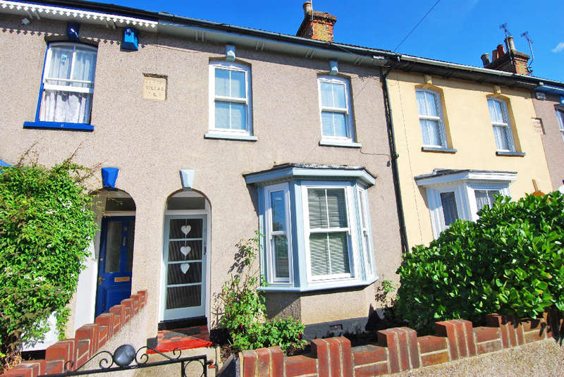 3 Bedrooms Terraced House for sale in South Road, Herne Bay