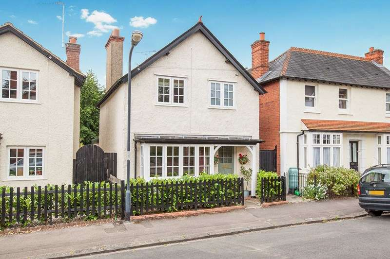 3 Bedrooms Detached House for sale in Alexandra Road, Maidenhead