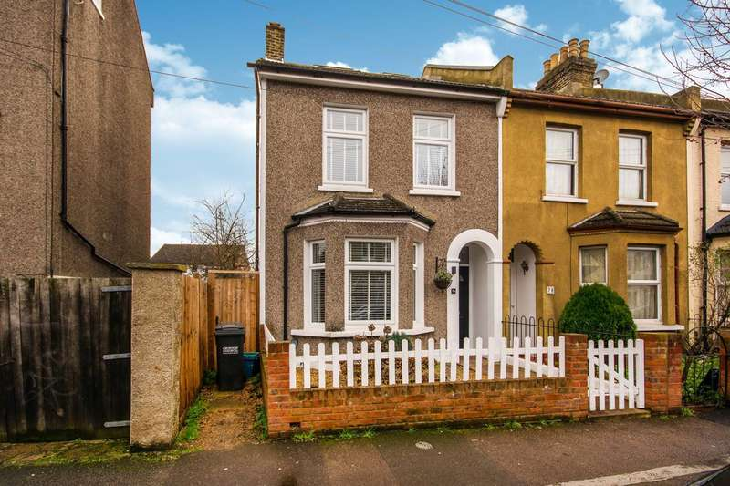 4 Bedrooms House for sale in Selhurst New Road, Croydon, SE25