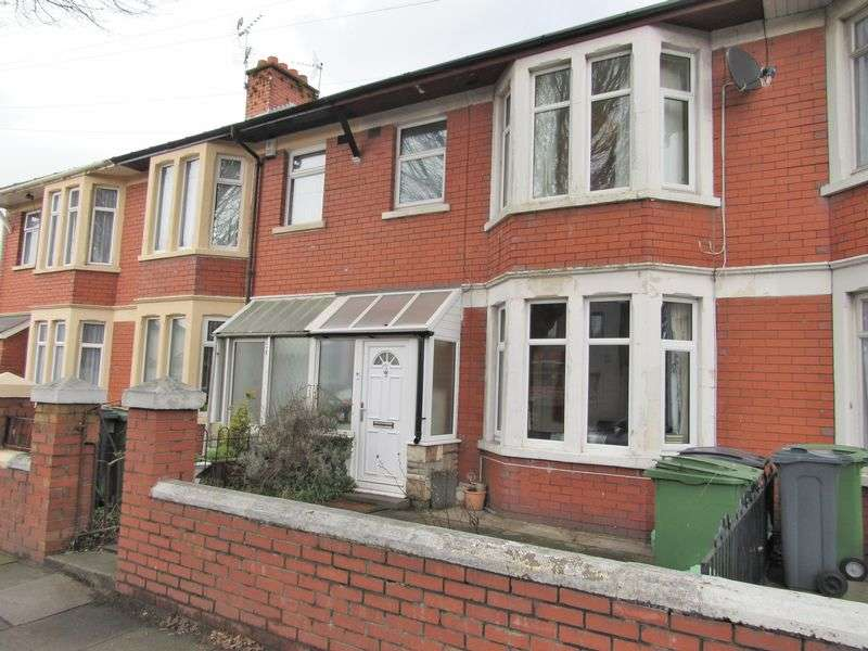 3 Bedrooms Terraced House for sale in Broad Street Cardiff CF11 8BY