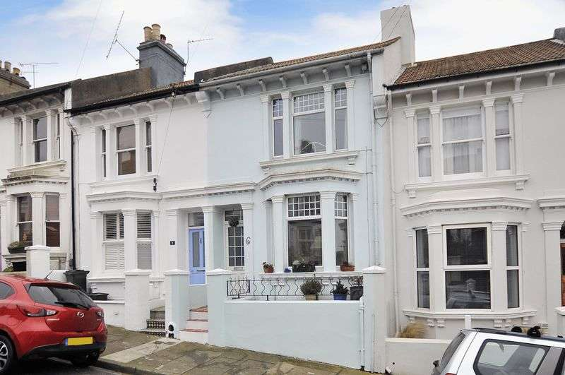 3 Bedrooms Terraced House for sale in Princes Road, Brighton